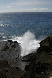 The Blow Hole, Hawaii